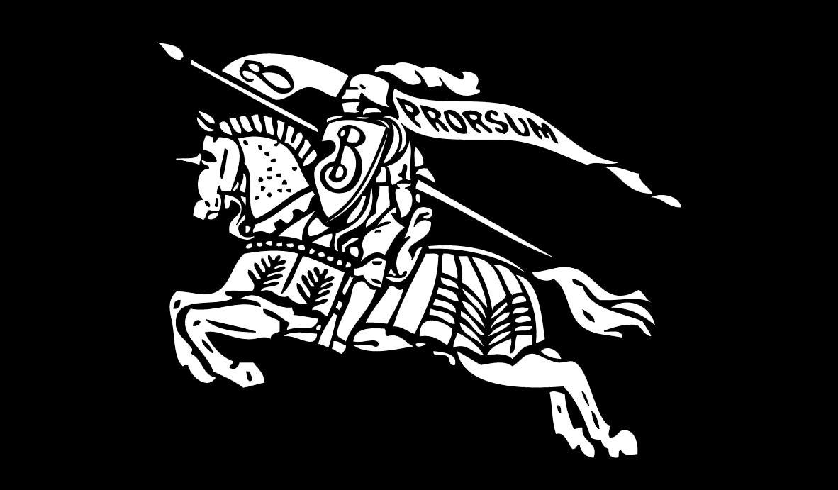 Burberry Emblem Equestrian Logo Inspirational Cards Logos