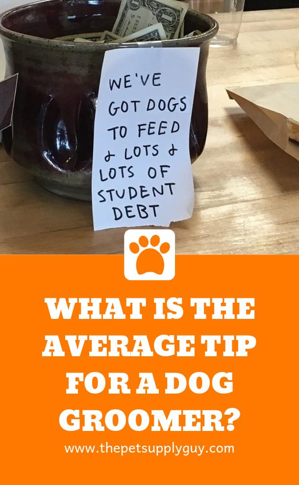 Dog Groomer Tip Calculator Dogs, Dog care, Dog grooming