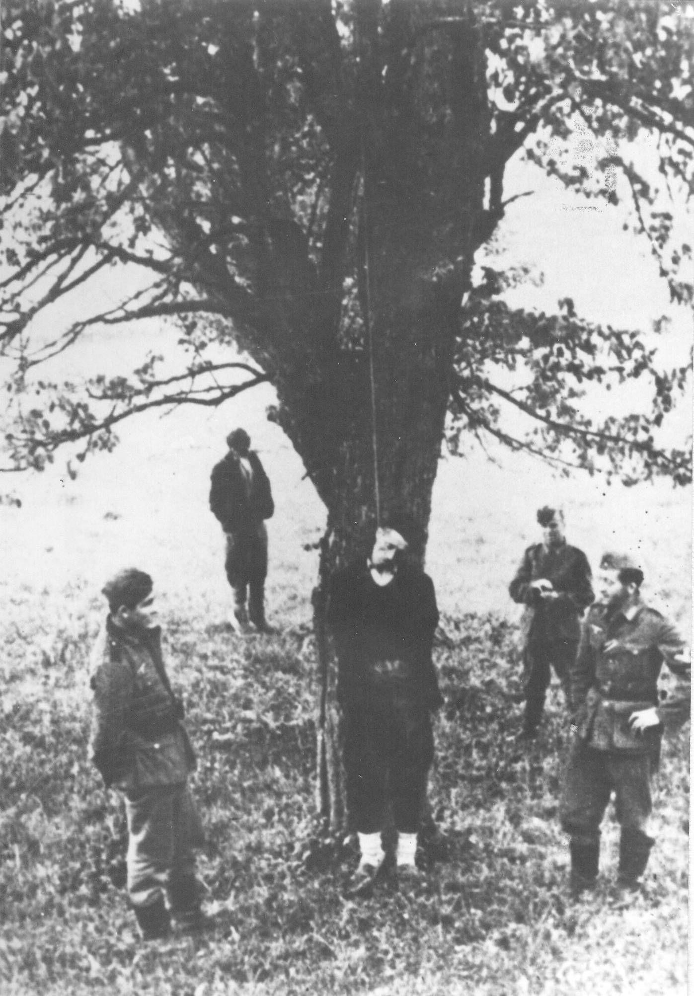 WWII YU Bosna 1944.