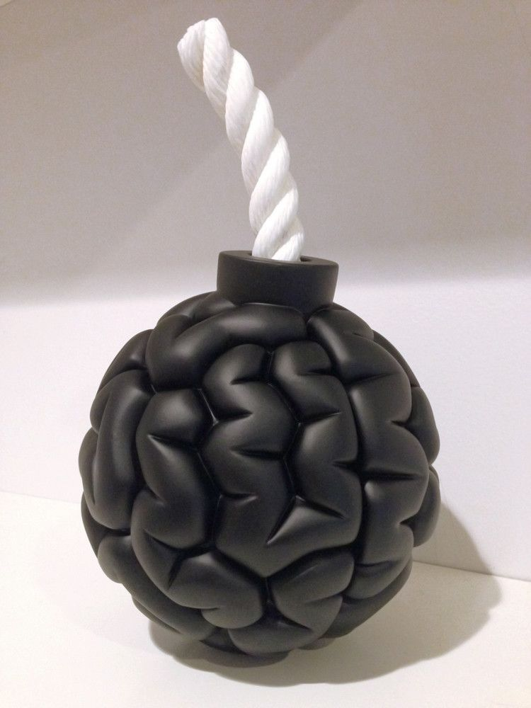 Smart Bomb – Jason Freeny