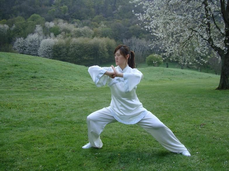 can you lose weight with tai chi