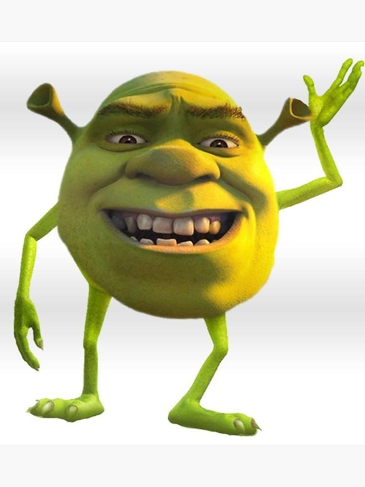 Shrek Wazowski Shrek Shrek Character Shrek Shrek Memes