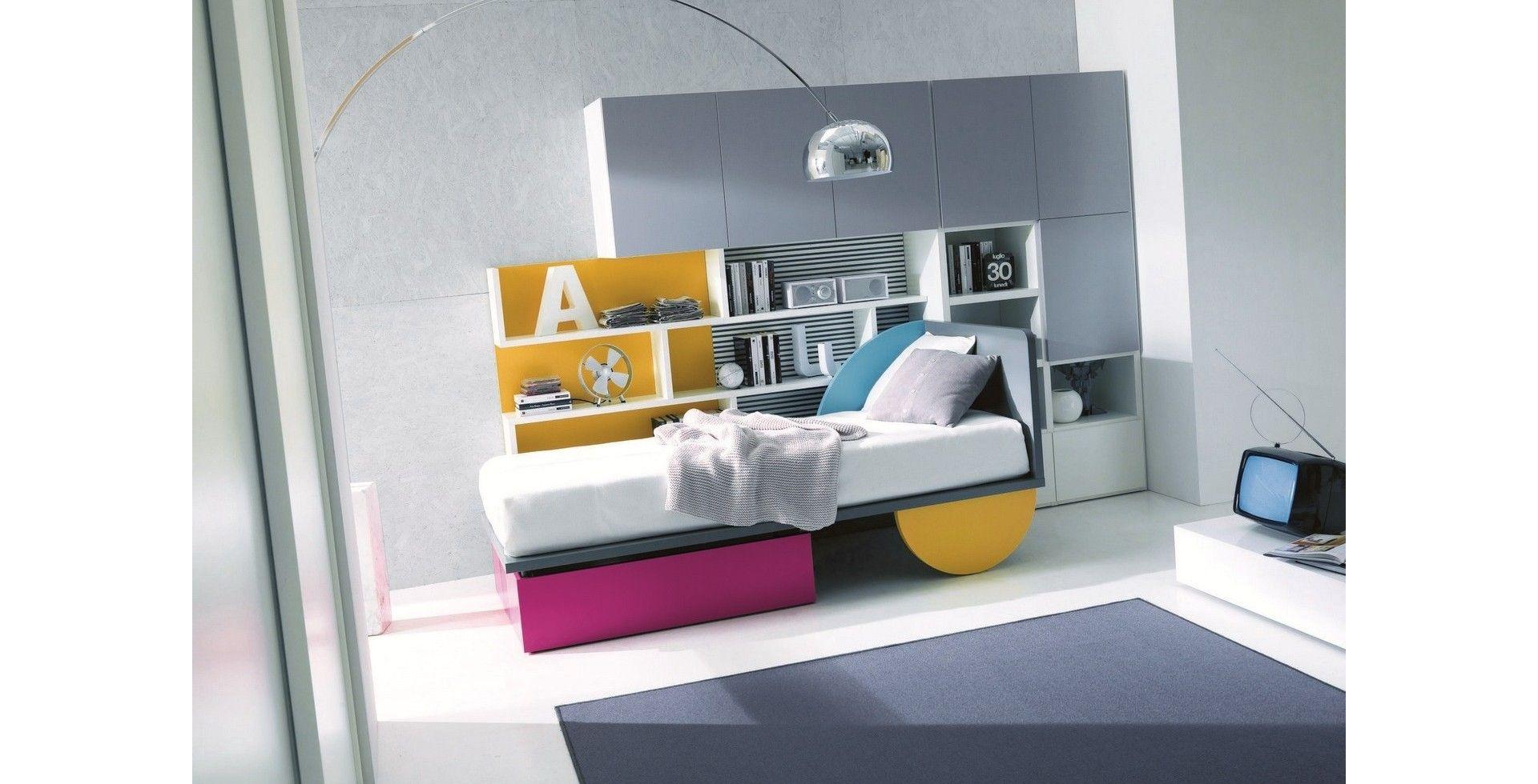 Camere Ragazzi Dielle.Cameretta K04 Camerette Dielle Teenagers Bedrooms Bed