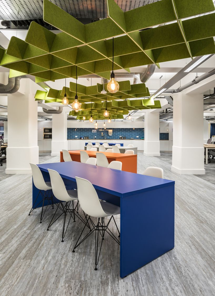 Office Design For Manchester Growth Company