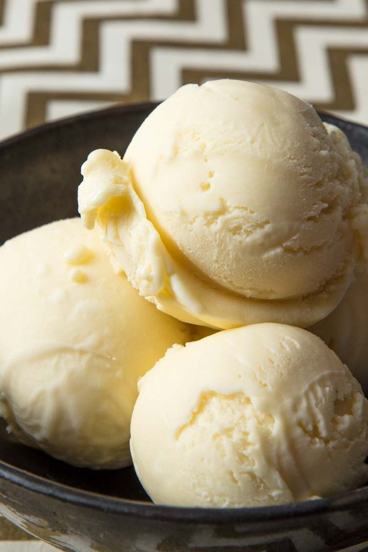 Buttermilk Ice Cream Recipe Recipe Buttermilk Ice Cream Ice Cream Recipes Cream Recipes