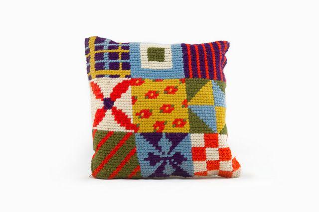 El Blog DMC: Introducción a la tapicería: Medio Punto