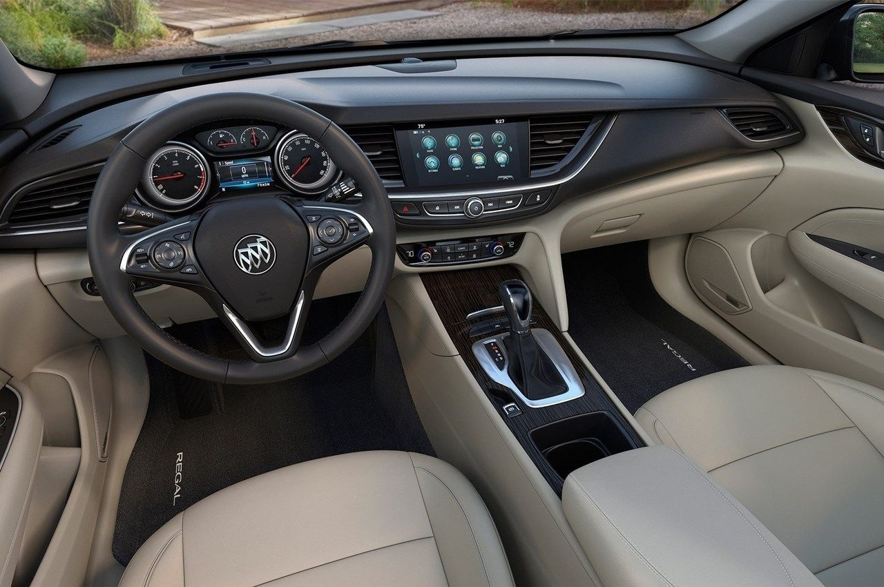 Whats New In 4 Buick Park Avenue  Buick regal, Buick park