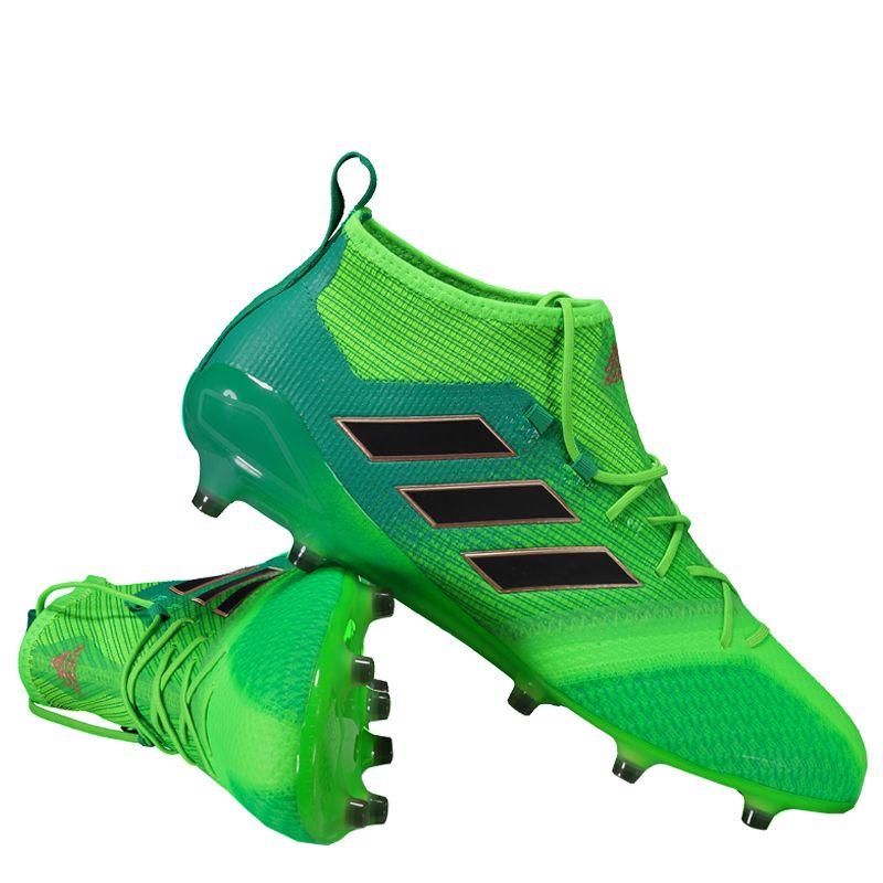 2f14ec69d3 Chuteira Adidas Ace 17.1 FG Campo Verde Somente na FutFanatics você compra  agora Chuteira Adidas Ace