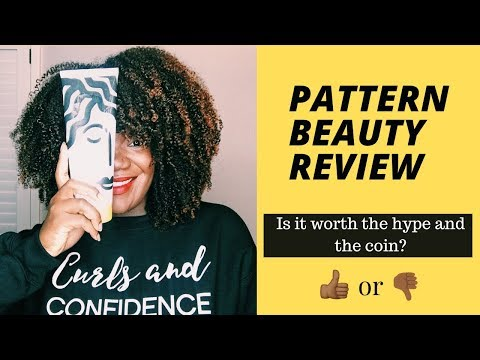 Pattern Beauty By Tracee Ellis Ross Product Review 3c 4a Curls