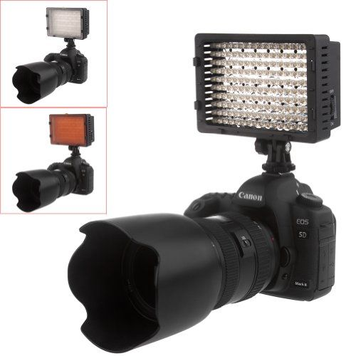 Neewer 160 Led Cn 160 Dimmable Ultra High Power Panel Digital Camera Camcorder Video Light Led Light For Can Sony Dslr Camera Camcorder Best Digital Camera