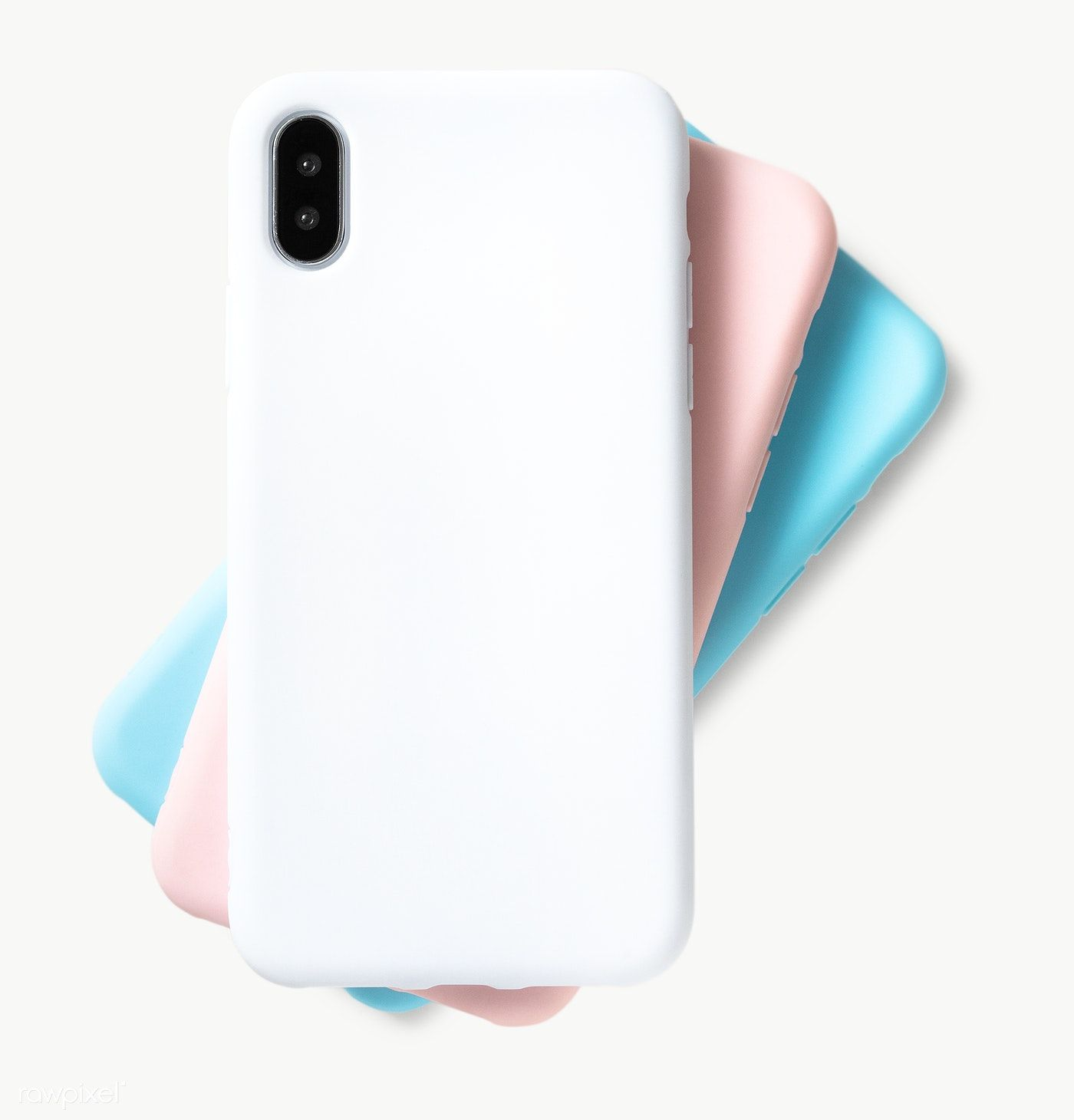 White Silicone Phone Case Mockup Transparent Png Premium Image By Rawpixel Com Eyeeyeview Silicone Phone Case Design Case Case