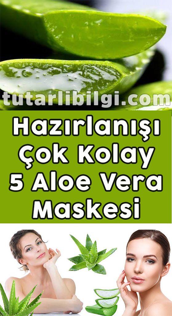 Aloe Vera Ile Kullanilan 5 Dogal Ve Etkili Maske Aloe Cilt