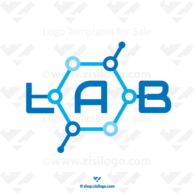 Lab Logo Templates. Logo Store - Logo Stock. Buy High quality logo ...