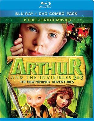 Arthur Invisibles 2 3 New Minimoy Adventure In 2020 Arthur And The Invisibles Movie Arthur Free Cartoon Movies