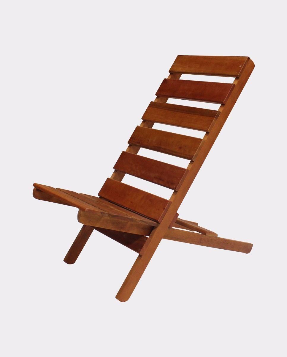 cadeira-praia-jardim-dobravel-madeira-macica-rustica-358621-MLB20845381168_082016-F.jpg (967×1200)