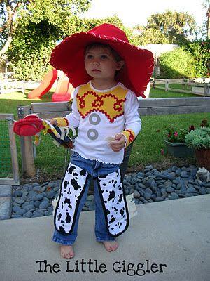 simple Jessie costume Disfraz De Vaquera b2f688d2ea4