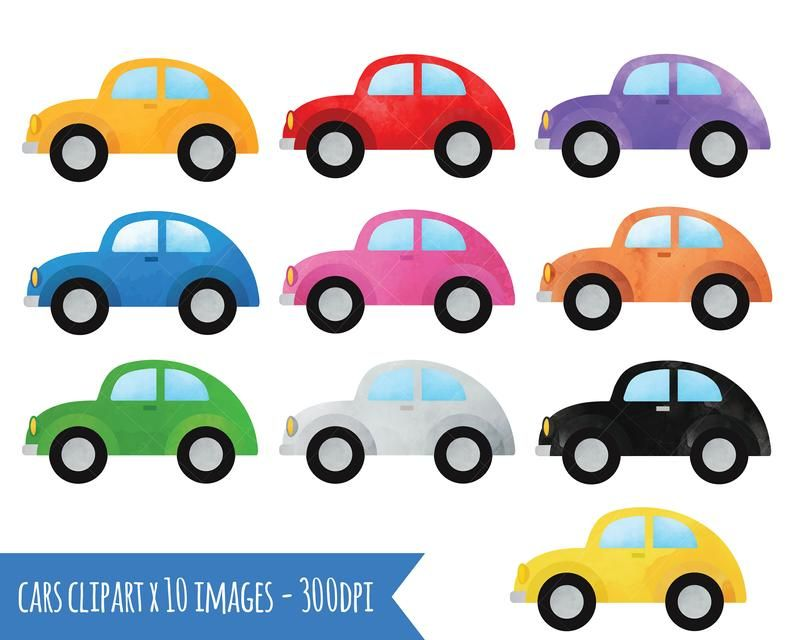 15+ Cut Out Printable Template Cars Clipart