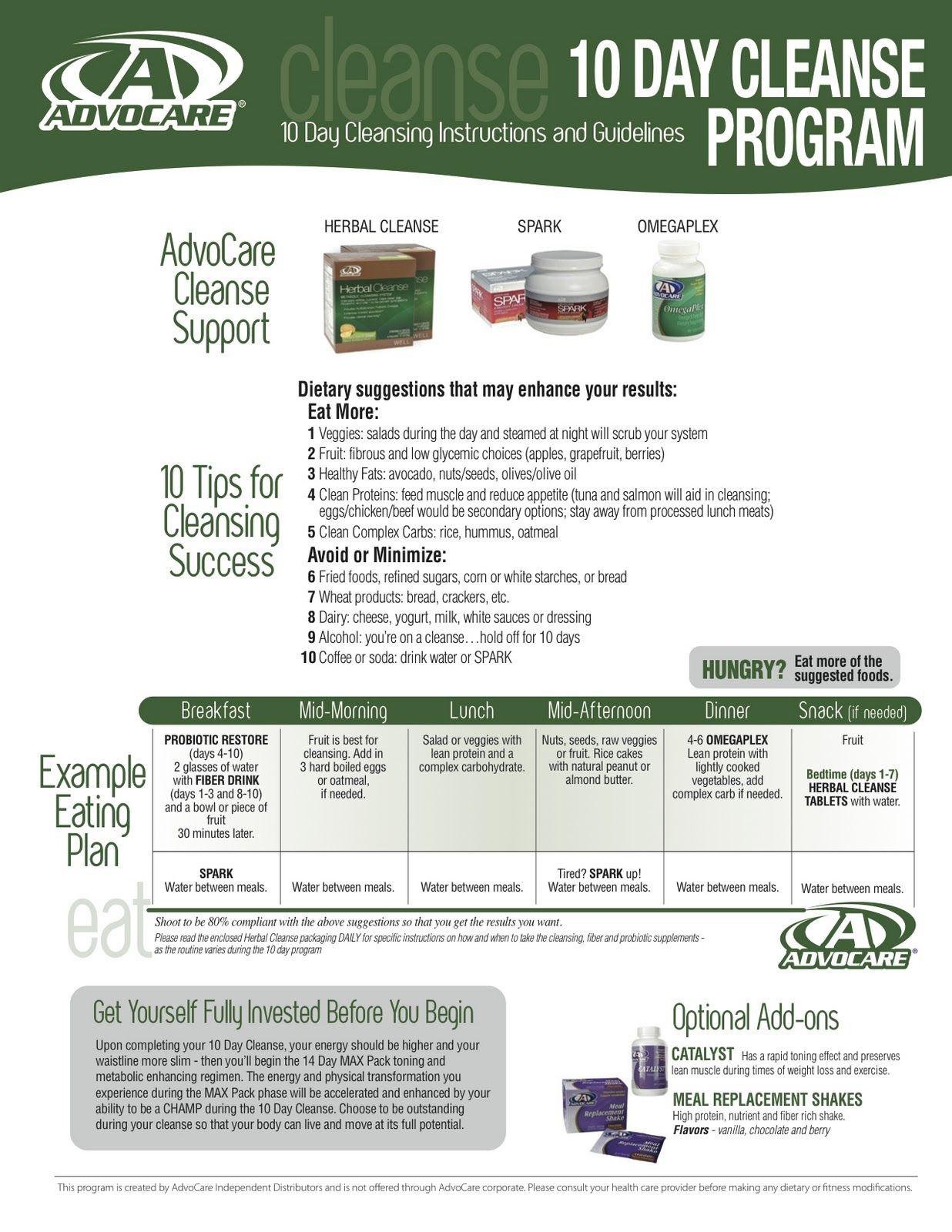 Bbcffc711973433 1 236 1 600 Pixels Advocare Cleanse Recipes Advocare 10 Day Cleanse Advocare Cleanse