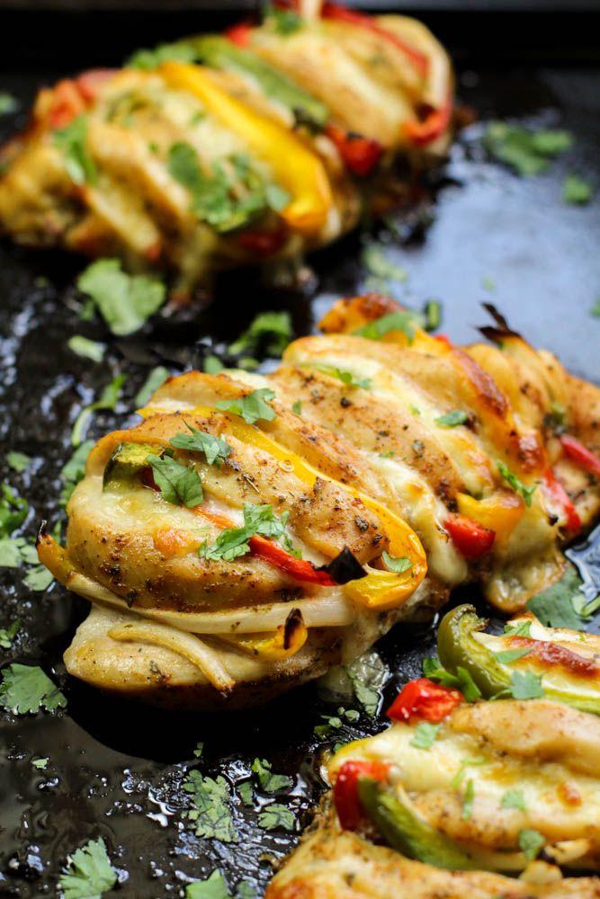 Cajun Stuffed Keto Chicken  Recipe  Keto Chicken -8433