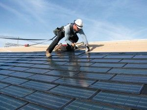 How to Save Money with a New Roof http://bit.ly/1MXJC9b  According to Fortune, installing solar panels on roofs is the new in thing and it may be a time to jump on the bandwagon.  Budget for New Roof,New Roof,Save Money with a New Roof,roof products,