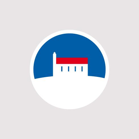 meinblick - Icons for the city Tuebingen / Chapel of Wurmlingen #Icon #Design #meinblick #Agency #graphic #city #tuebingen #hölderlin #tower #holderlintower #chapel #chapelofwurmlingen #wurmlingen #church #churchofstgeorge #stgeorges #waltertigers #paulhornarena #basketball #travel #trip #tourist