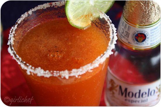 Michelada Drink Recipe