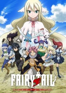 1airy Tail: Final Series Episode 01-43 H264 + 01-43 HEVC