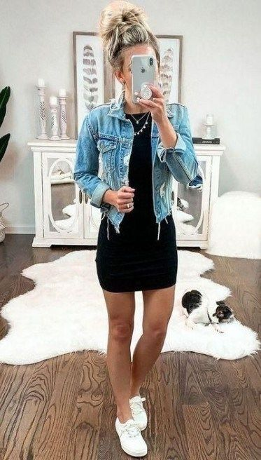 20 Casual Spring Outfit Ideas for Women 2020