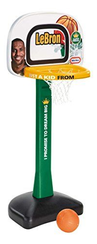 Little Tikes LeBron James Family Foundation  Mini Hoop Basketball Set -- Find out more about the great product at the image link.