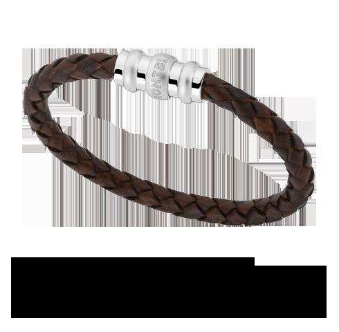 bracelet homme cuir luxe montblanc