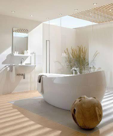 10 salles de bain zen l 39 ambiance de r ve salle de bain salle de bain salle de bains - Couleur salle de bain feng shui ...