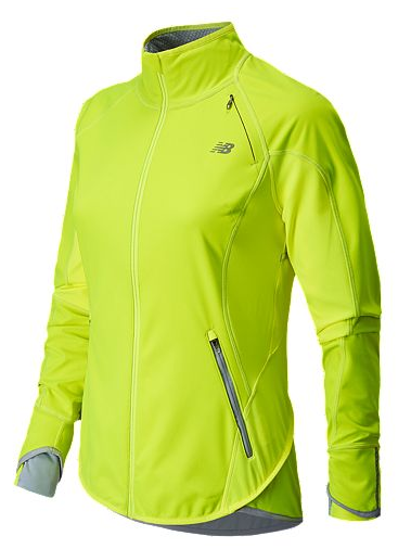 07ea518534ecc New Balance Windblocker Fleece-Lined Running Jacket - Women's ...