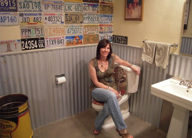 man cave bathroom Google Search Party pad Pinterest Man