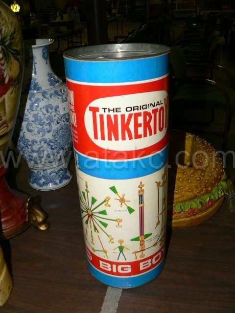 The Original Tinker Toy Atakc Com Antique Vintage Retro Toys