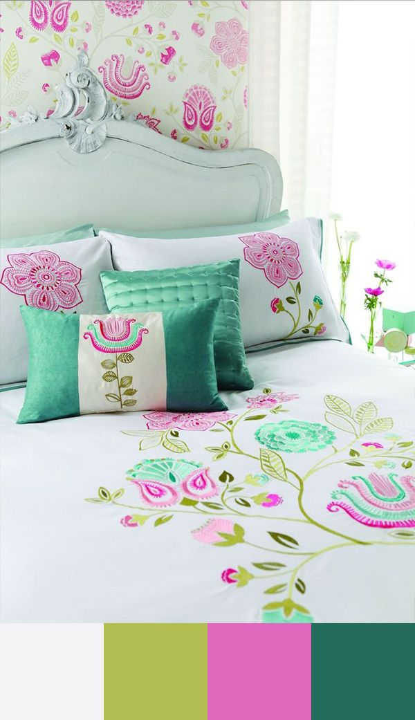 Pink And Greens 10 Perfect Bedroom Interior Design Color Schemes Build Ideas