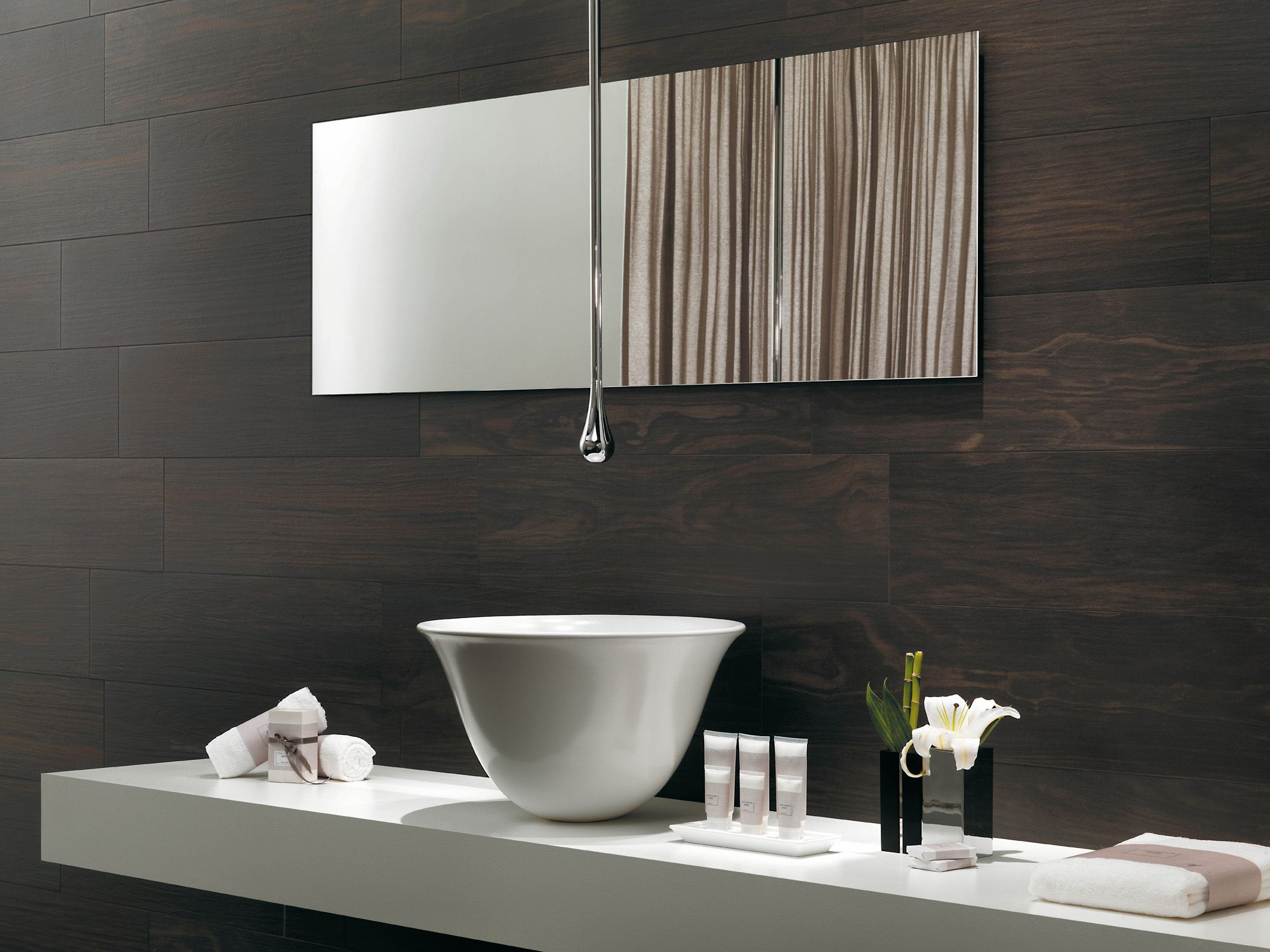 Ebano Furniture Bathroom With Wood Effect Mathwatson - Ebano-furniture-bathroom-with-wood-effect