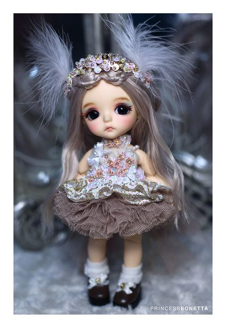 Lati Yellow . S.Belle . by Princess Cute baby