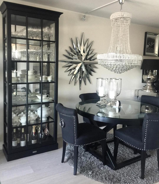 talk about making a statement with your dining room design on small entryway console table decor ideas make a statement with your home s entryway id=32920