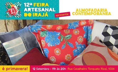 Feira Artesanal do Irajá - 12 set.