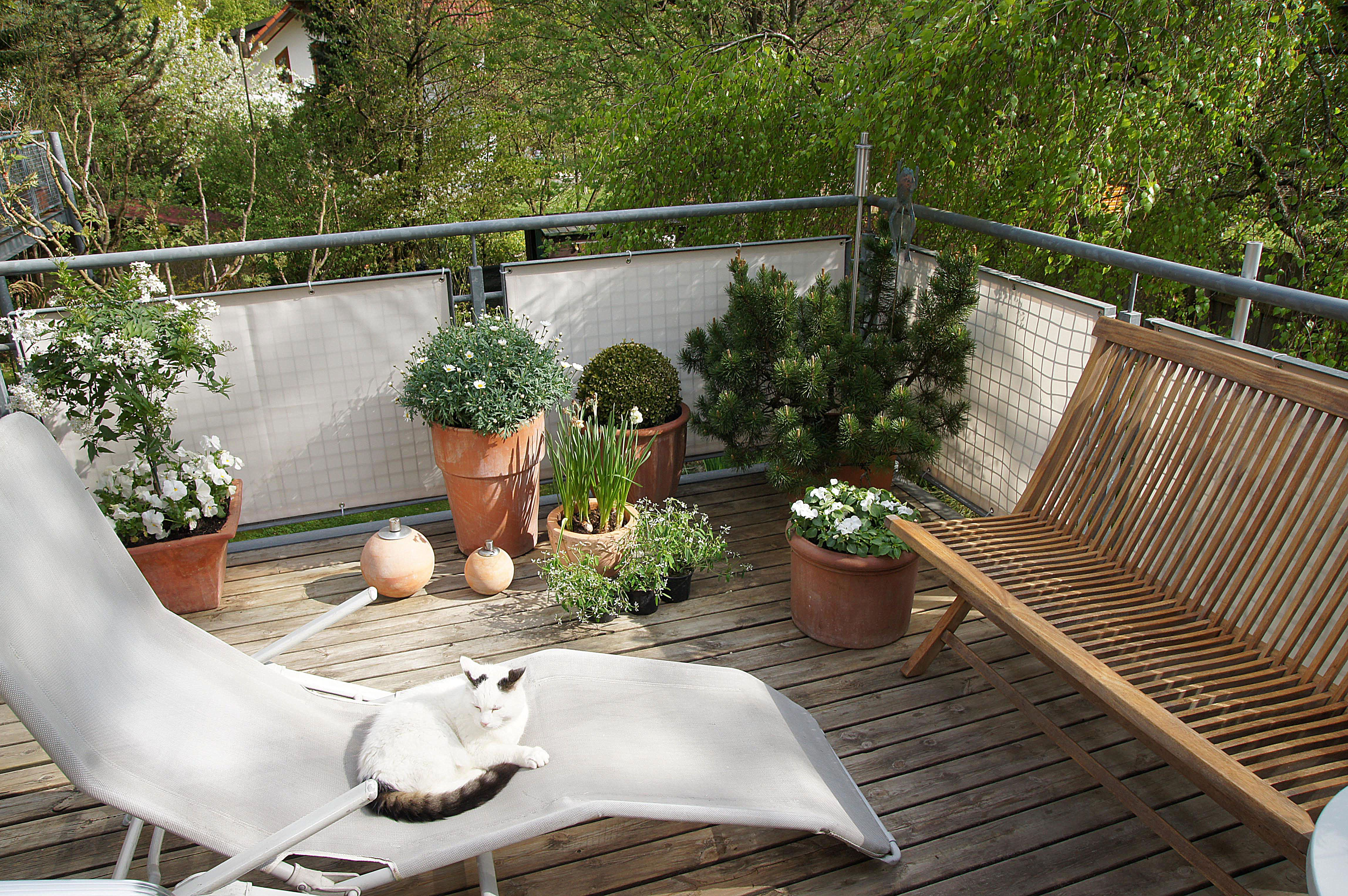 balkonbespannung #sichtschutz entspannter wohnen. macht euren, Gartengerate ideen