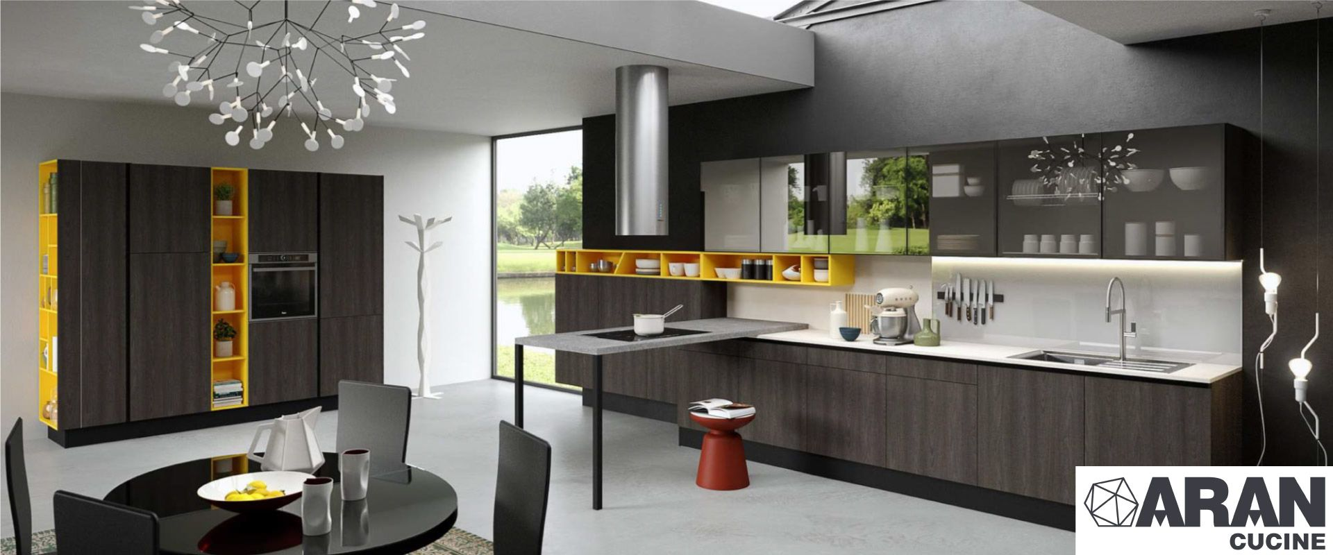 10 Cucina Aran Mod Quadro Casa Trasacco Italia Our