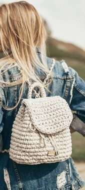 30 Best And Creative Crochet Bag Patterns 2019  Page 33 of 39  CROCHET BAGS