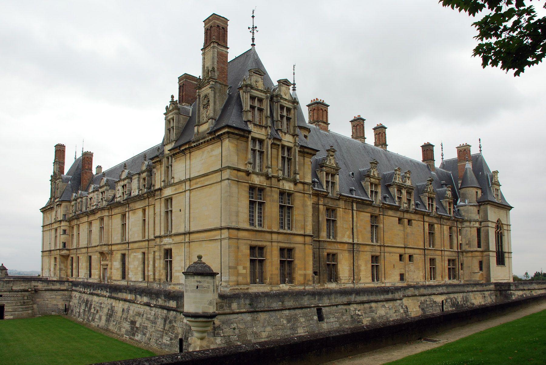 Chateau d'Ecouen