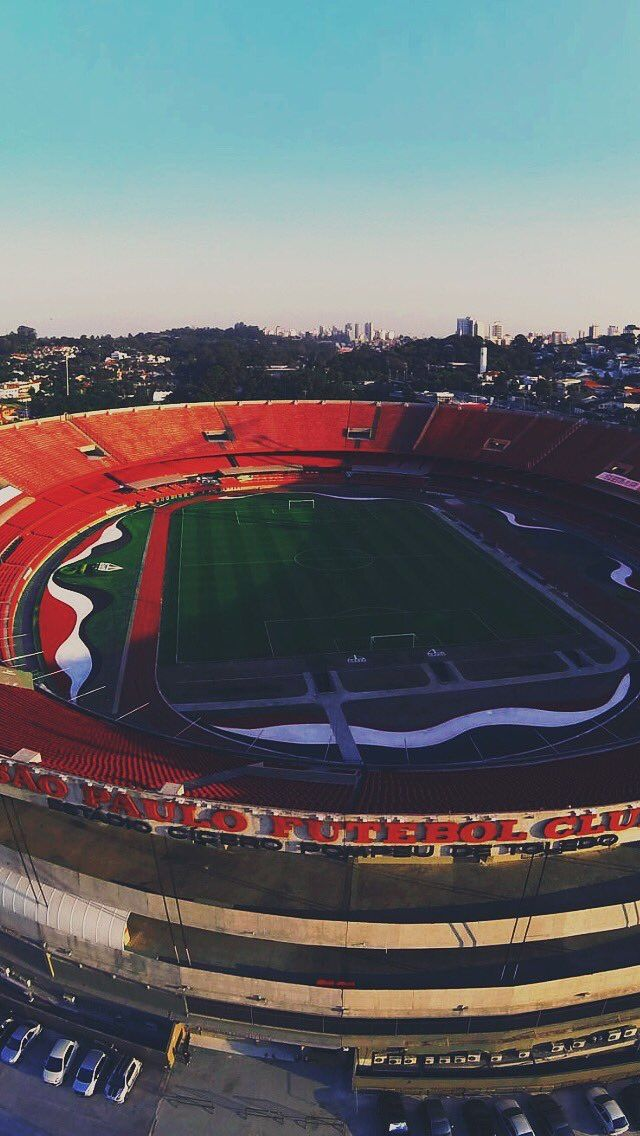 Minha Segunda Casa Com Imagens Tricolor Paulista Estadio