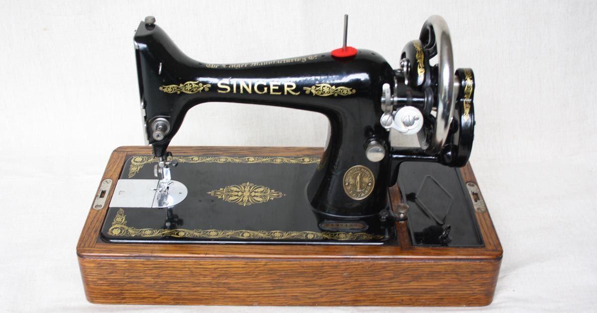 Special Crinkle Finish and Blackside sewing machines were made by Fascinating White Sewing Machine Models