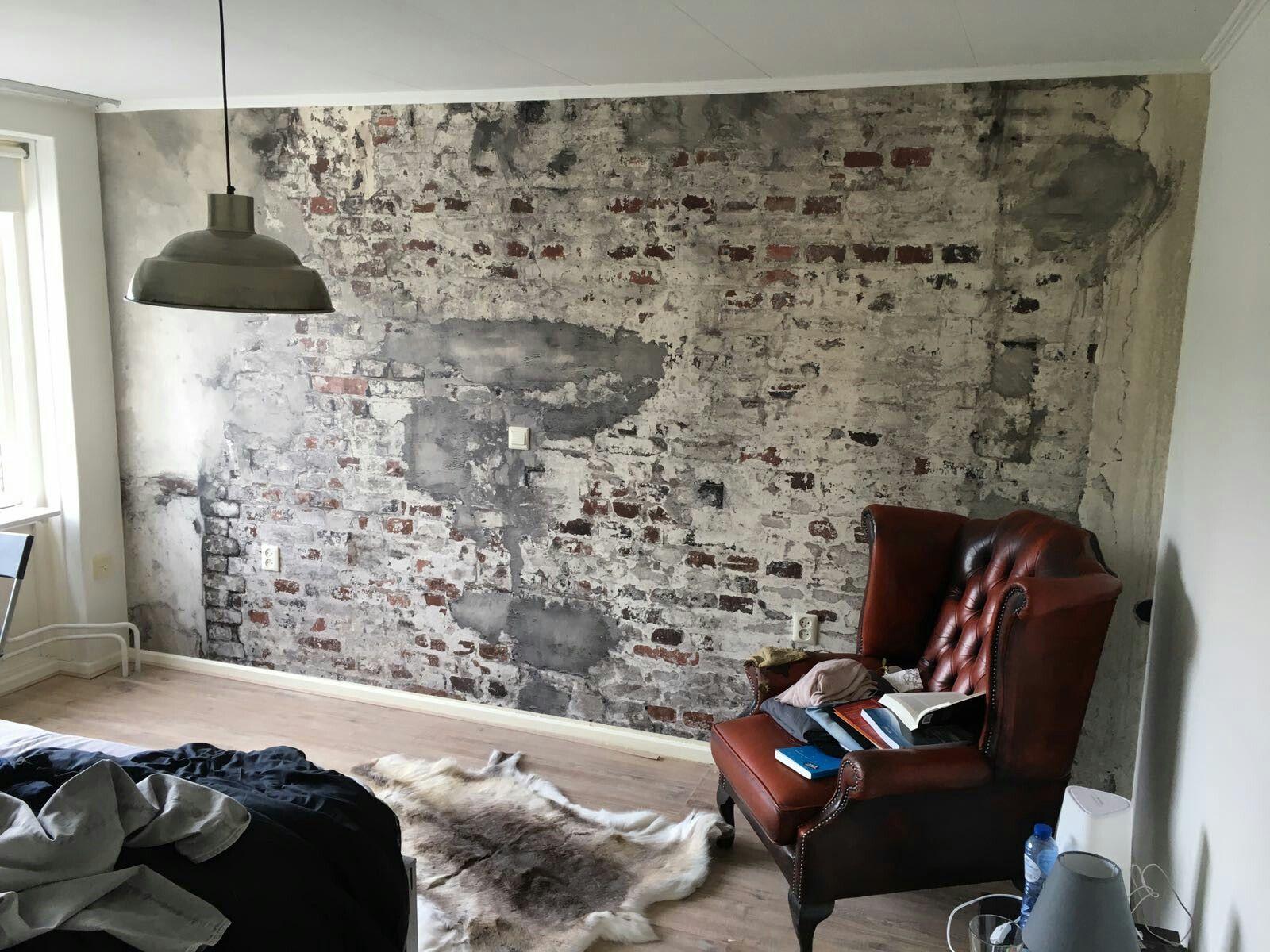 Keuken Behang Afwasbaar : Behang betonlook slaapkamer keuken behang afwasbaar awesome