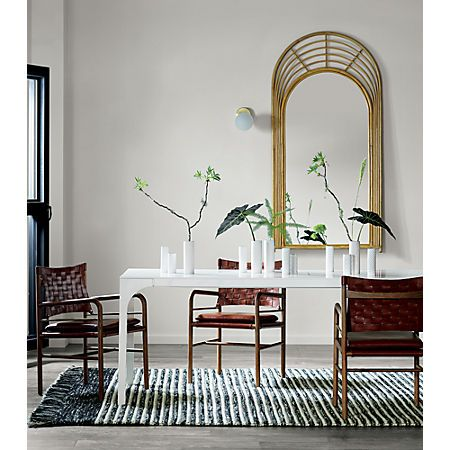 Natural Rattan Floor Mirror Reviews With Images