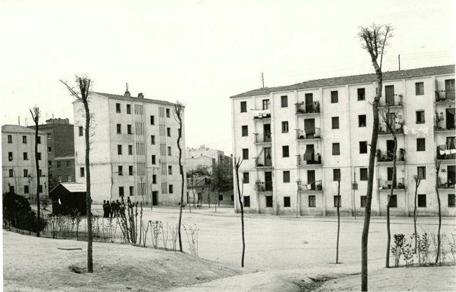 Fotos antiguas de la ciudad de los angeles madrid 87