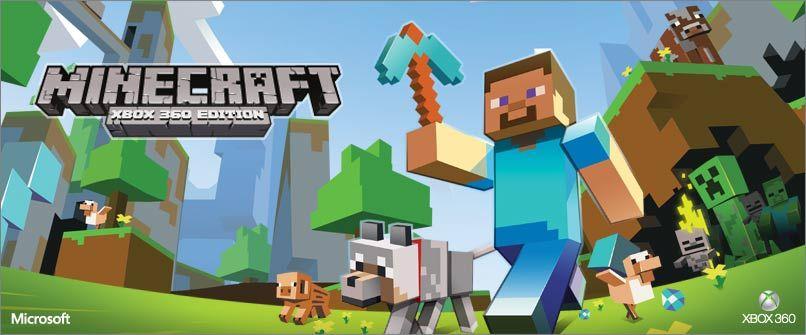 Minecraft Xbox 360 Edition Minecraft Convite De Aniversario Minecraft Festa Infantil Minecraft