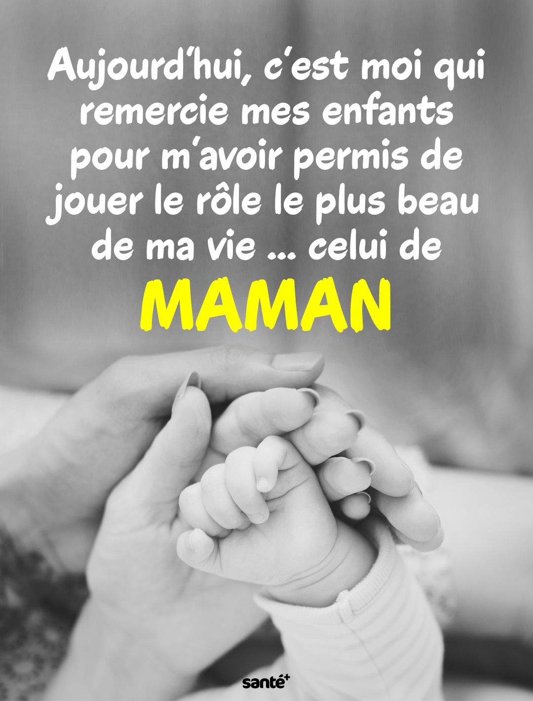 A Mes Enfants Citation Enfants Citation Mere